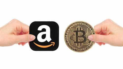 You can buy any goods with cryptocurrencies like bitcoin, Amazon is going to start this facility soon