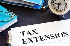 Breaking :-Extension of time lines for electronic filing of Forms
