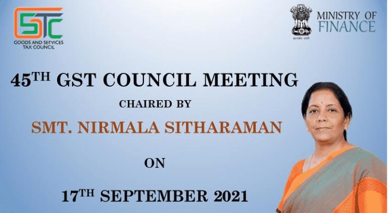 Watch LIVE: Finance Minister Nirmala Sitharaman addresses media, post GST council meeting
