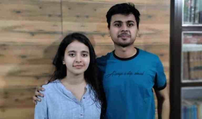 CA FINAL EXAM 2021: Brother-sister Nandini Agrawal (AIR 1) and Sachin Agrawal (AIR 18)