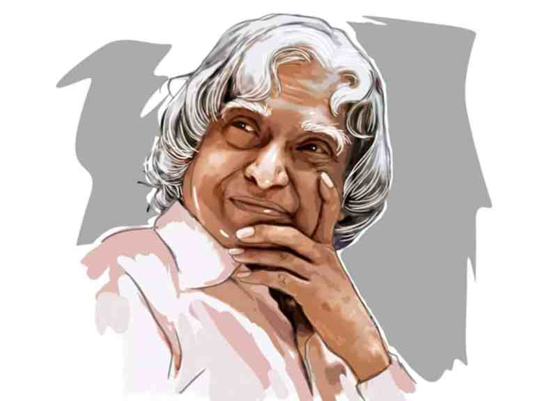 How did Abdul Kalam become so great?
