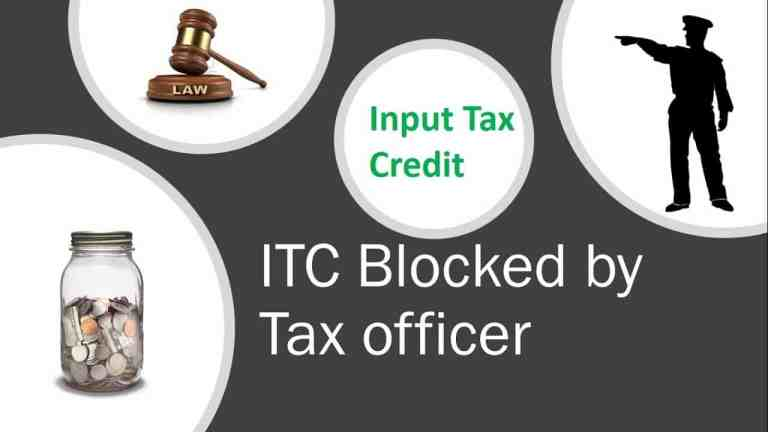 Received Intimation of ITC Blocked by Tax Official? Here are Frequently Asked Questions Which You Should Read