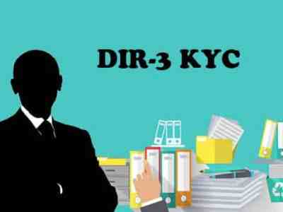 extension of time limit for filing of DIR-3 KYC