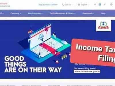 Income Tax Return: How to file your ITR on the new portal of Income Tax?