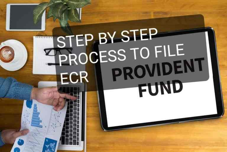 EPFO || STEP BY STEP PROCESS TO FILE ECR