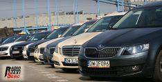 Komfortowe samochody Radio Taxi Serc