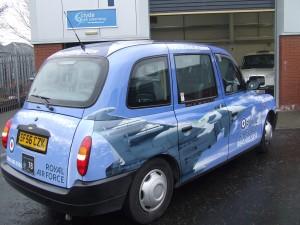 RAF Glasgow Cab No3 (1)