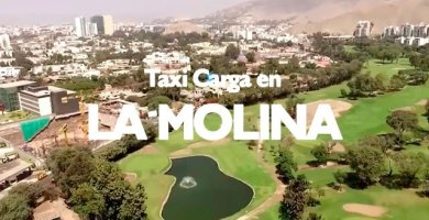 mudanza pequeña en La Molina