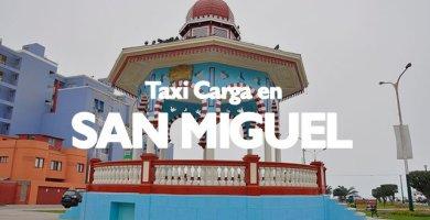 mudanza pequeña en San Miguel