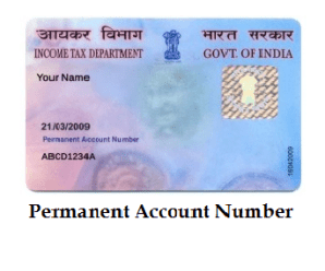 PAN is mandatory for transactions exceeding Rs.2 lakh