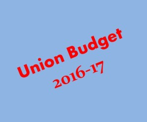 PPT Presentation on Union Budget 2016-17