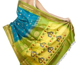"Classification of ""Saree"" does not change even after embroidery, stitching of lace and tikki"