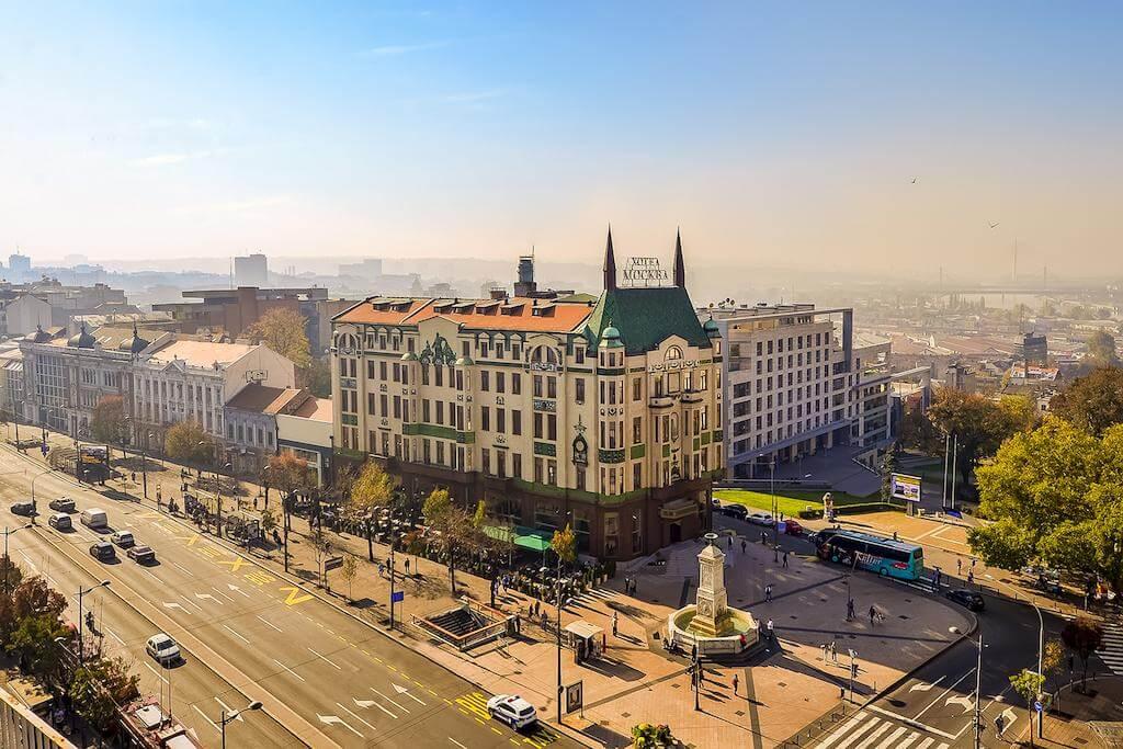 hotel moscow belgrade