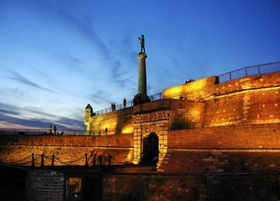 kalemegdan-fortress