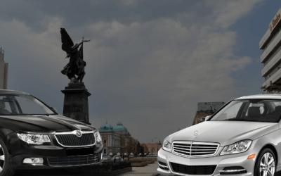 Taxi iz Beograda do Kruševca