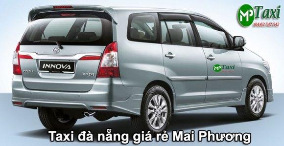 taxi đà nẵng 7 chỗ Mai Phương