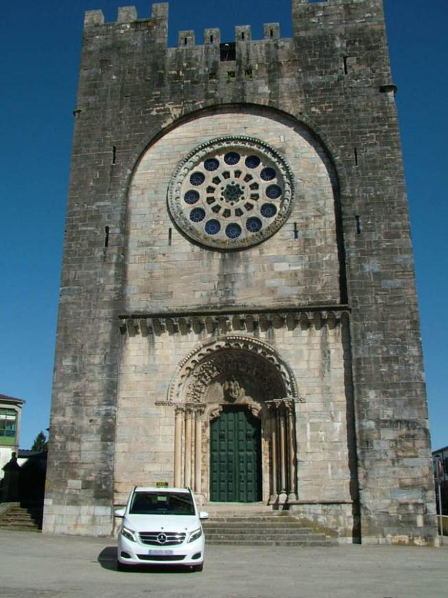 Taxi Portomarín 7 Plazas