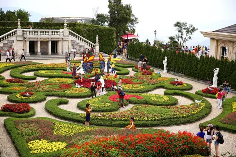 Vườn Hoa LE JARDIN D'AMOUR- hình 2
