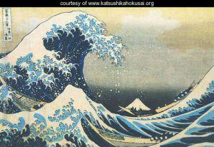 Mount-Fuji-Seen-Below-a-Wave-at-Kanagawa