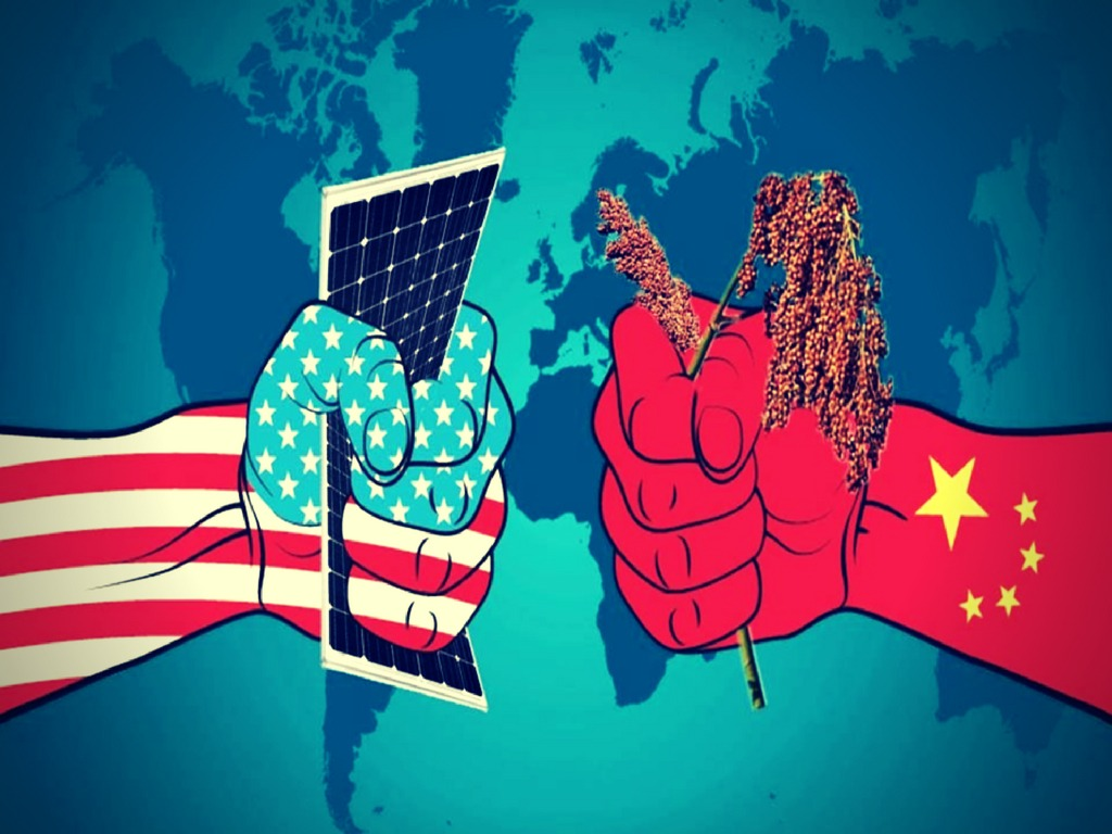 US-China Trade War Image
