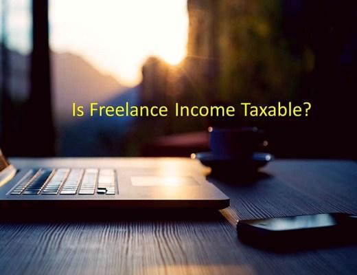 Freelance Income Tax Image
