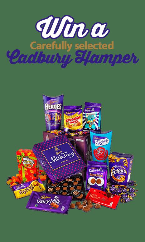 Cadbury's special offer