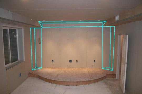 soundproof corners