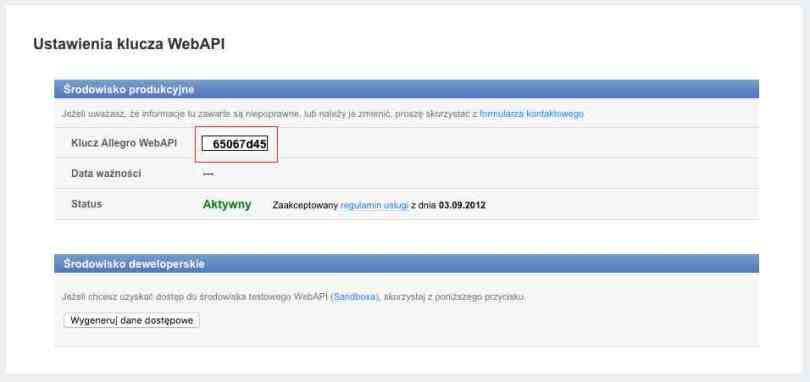 taxweb serwis on-line do faktur
