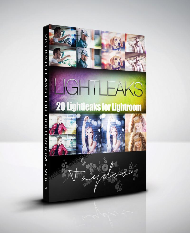 Produktbox Lightroom Lightleaks