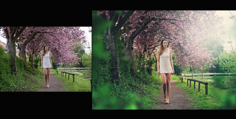 Vorschau Photoshop Set – Breeze