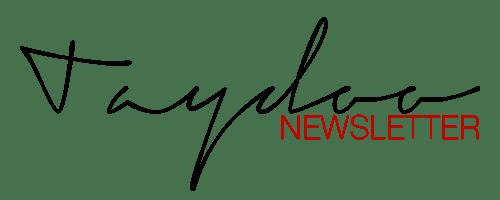 Newsletter Logo Taydoo