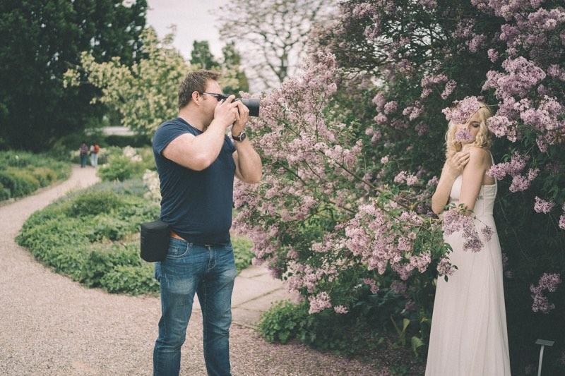 Shooting Berggarten Hannover Chrisography