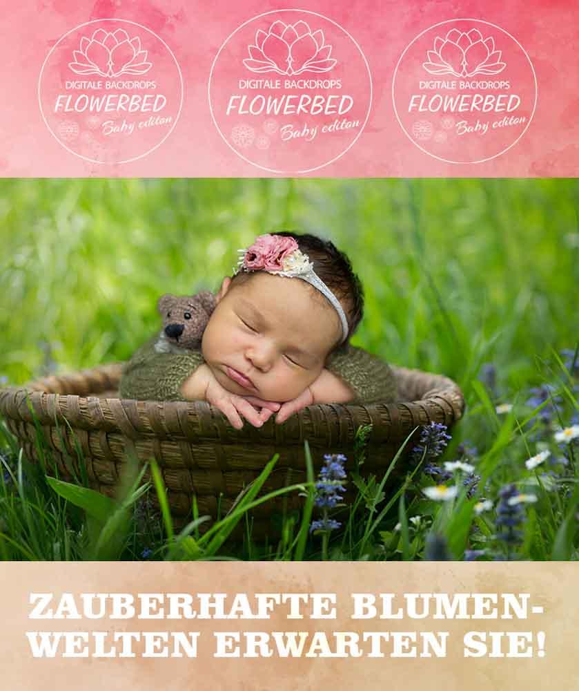Flowerbed-Hochkant
