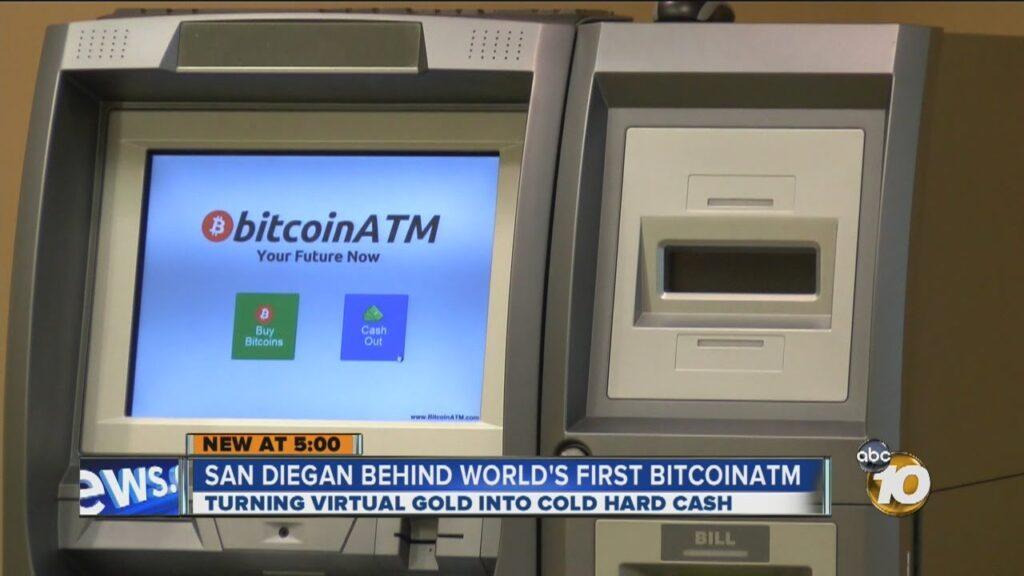 Bitcoin ATM - BTM