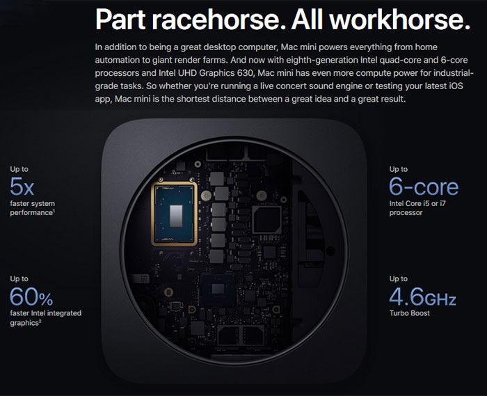 Mac ARM chipset