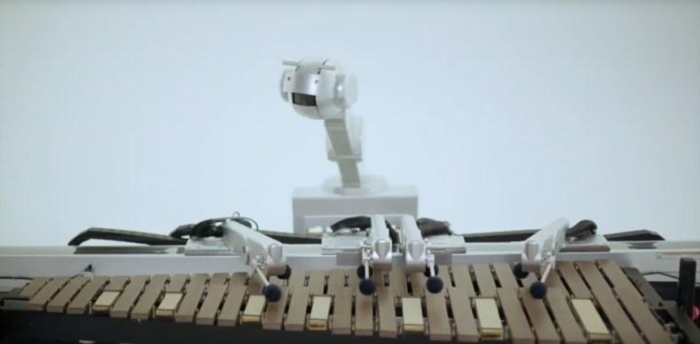 Robot Şarkıcı Shimon Spotify da olacak