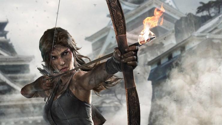 Lara Croft ve 3 oyun Steam de ücretsiz