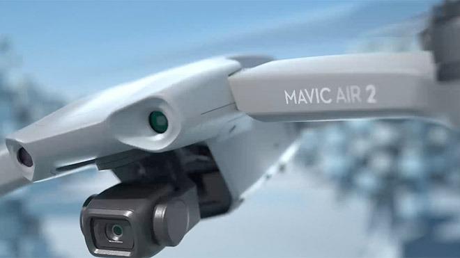 Dji Mavic Air 2 ( 48 MP / 10 km menzil )