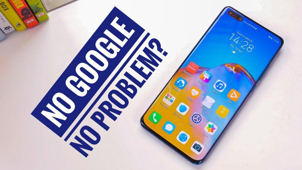 Huawei Geçici Google Lisansı