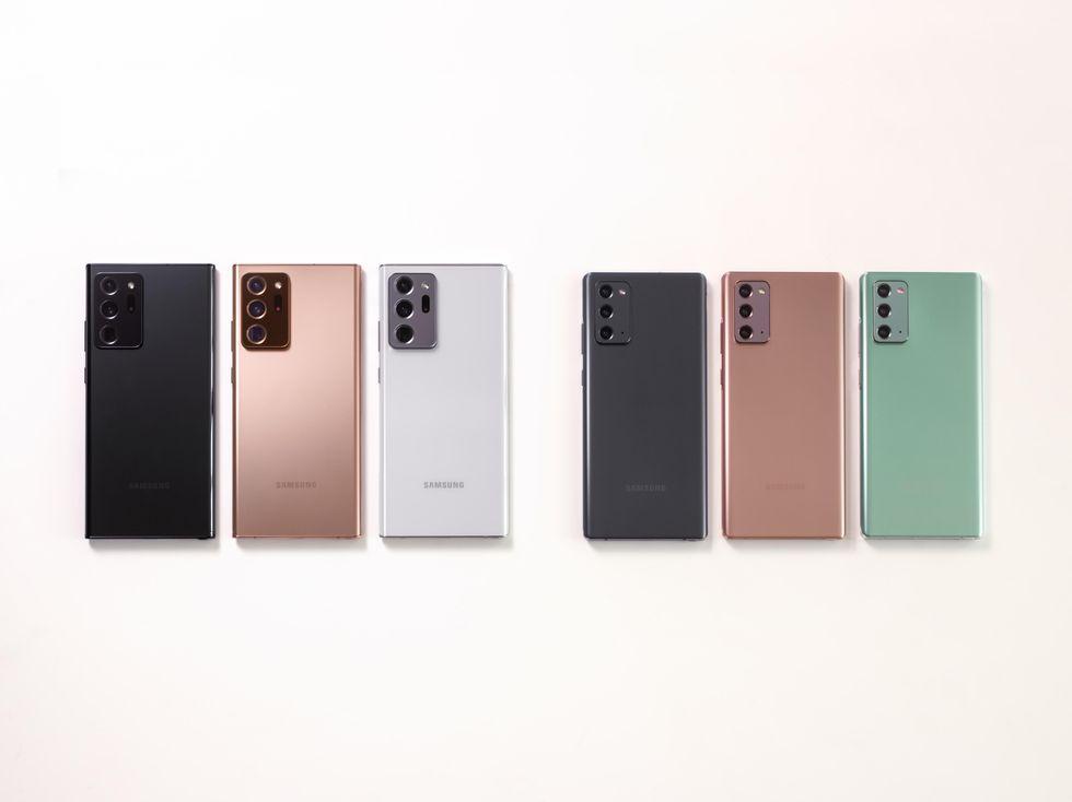 Samsung Galaxy Note 20 mi Note 20 Ultra mı ?