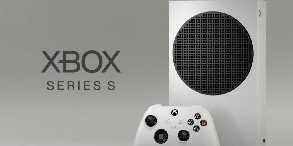 yeni xbox - series S