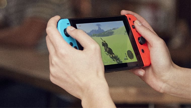 Nintendo Switch Fornite Edition