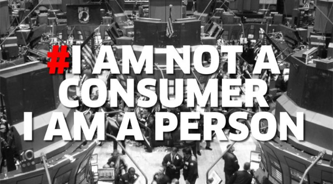 Consumers Don't Only Consume!