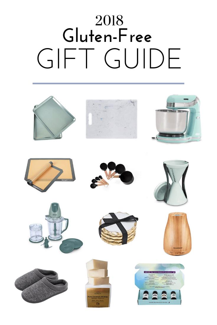 2018 Gift Guide - Tayler Silfverduk DTR - #glutenfreeholidays #glutenfreegifts #glutenfreegiftguide #glutenfreekitchen #glutenfreechristmas #glutenfreehanukkah #glutenfreegiftguide #DTR #celiacgifts #celiacgiftguide #holidaytips #glutenfreeholidaytips
