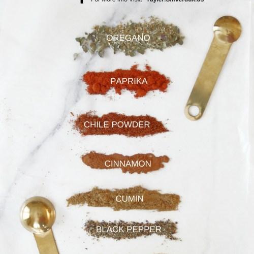 DIY Adobo Spice Blend