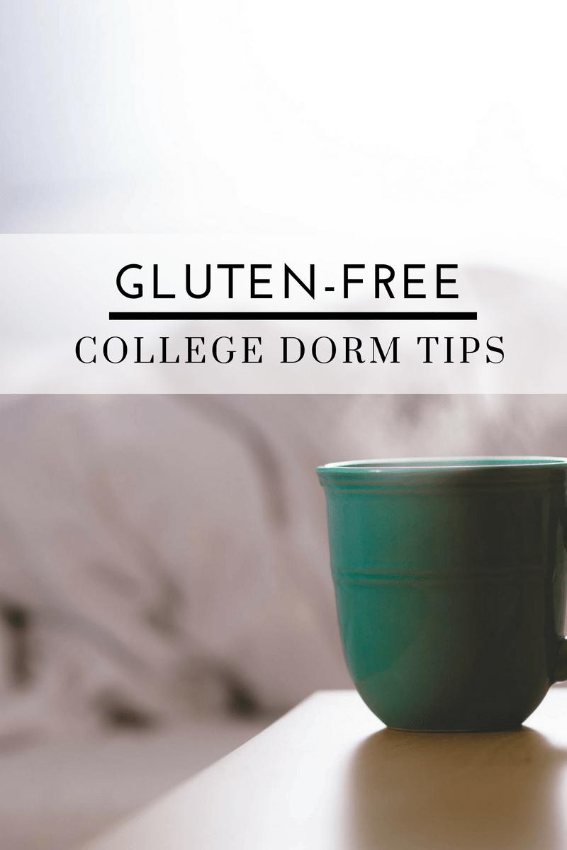 Gluten-Free College Dorm Tips