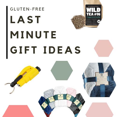 Gluten-free last minute gift ideas