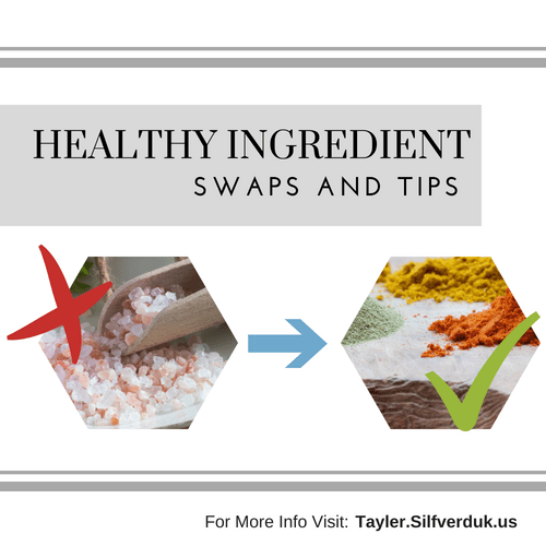Healthy ingredient swaps and tips (everyday gluten-free edition)