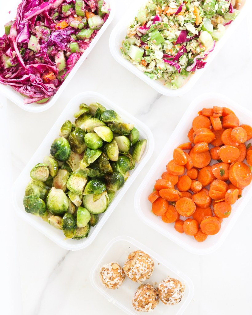 Why Meal-Prep Will Help You Reach Your Health Goals - Tayler Silfverduk DTR - #mealprep #batchcooking #mealpreprecipes #howtomealprep #hacksforhealth #dietetics #nutrition #batchcooking #prepforsuccess #roastingvegetables #celiacdietitian #celiaclifehacks