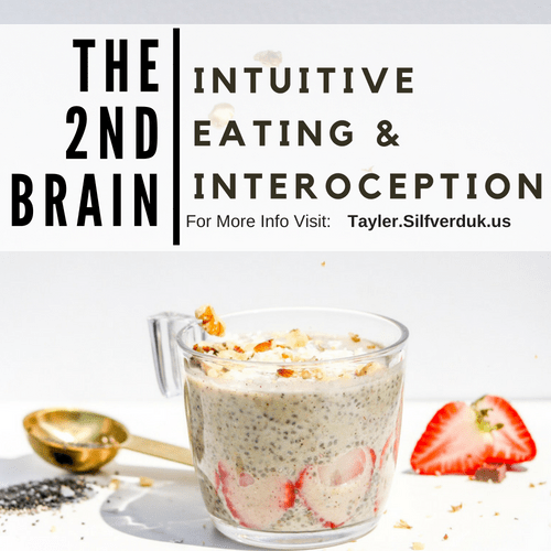 Tap into your 2nd Brain – Intuitive Eating and Interoception